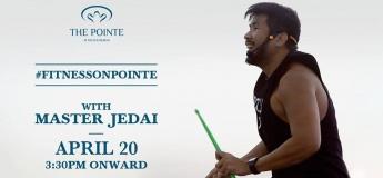 Fitness Party DXB by Masterjedai