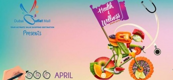 Health & Wellness Event at Dubai Outlet Mall