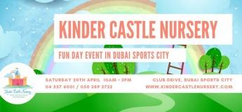 Fun Day Event @ Kinder Castle Nursery