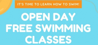 Open Day: Free Swimming Classes