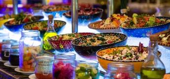 Iftar at Afyä