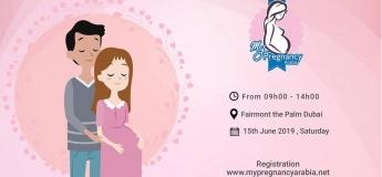 17th My Pregnancy Arabia Event