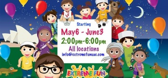Ramadan Camp at Extreme Fun