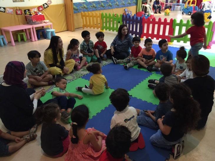 Playhouse Nursery Khalidiya Tickikids Abu Dhabi