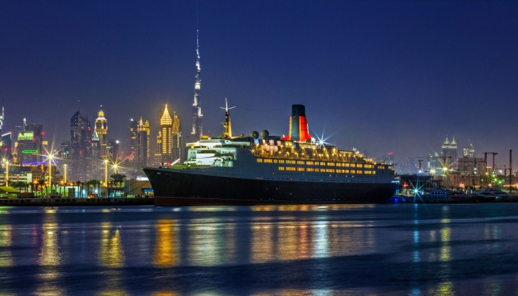 Queen Elizabeth 2 Dubai