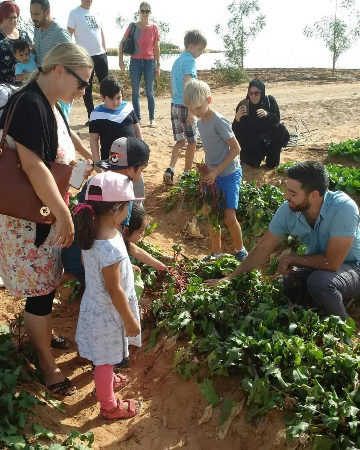 Emirates Bio Farm Open Days