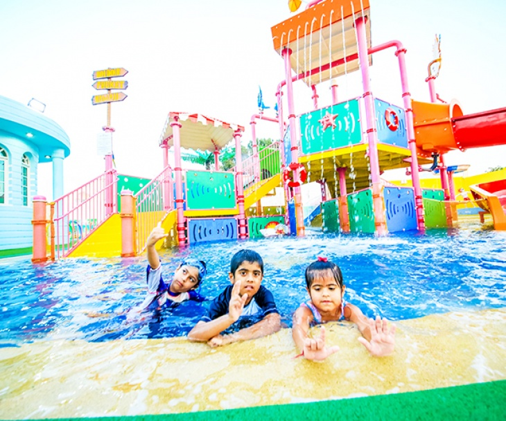 Aquaduck Recreational Playground Tickikids Dubai