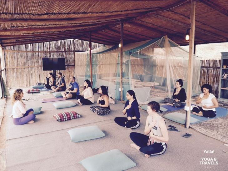 Yalla Yoga & Travels Dubai