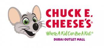 Chuck E. Cheese's @Dubai Outlet Mall