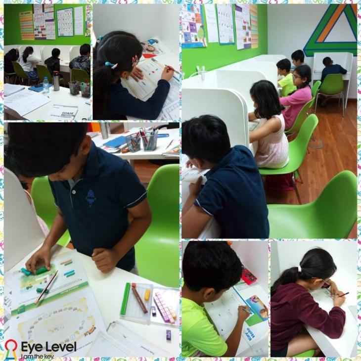 Math & English - Eye Level JLT Learning Center | Tickikids ...