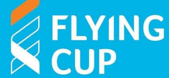 Flying Cup @ The Beach