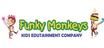 Funky Monkeys Kids Playland