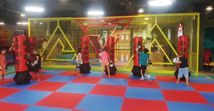 Little Gladiators Dubai