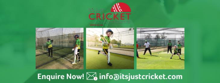 It's Just Cricket