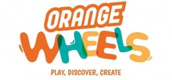 Orange Wheels Dubai