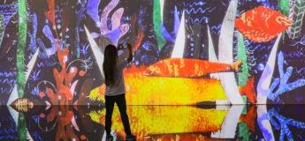 Theatre of Digital Art Laser Shows