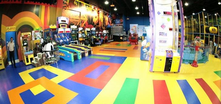 Fun City @ Oasis Mall   Tickikids Dubai