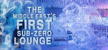 Chillout – The Ice Lounge