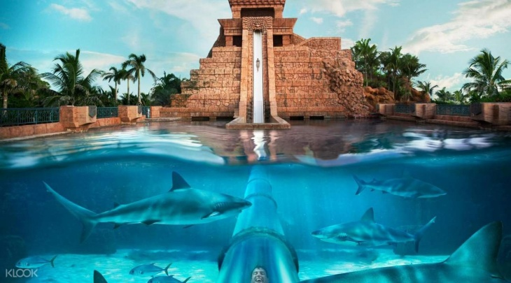 Atlantis Aquaventure Water Park