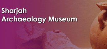 Archaeology Museum @ Sharjah