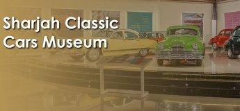 Classic Car Museum @ Sharjah