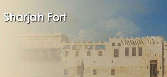 Al Hisn Fort Museum @ Sharjah
