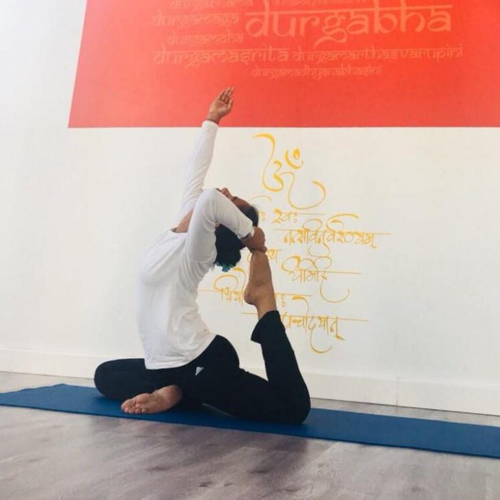 136.1 Yoga Studio Dubai
