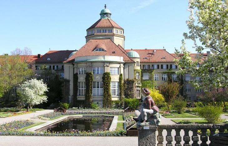 Botanischer Garten München Nymphenburg Tickikids München